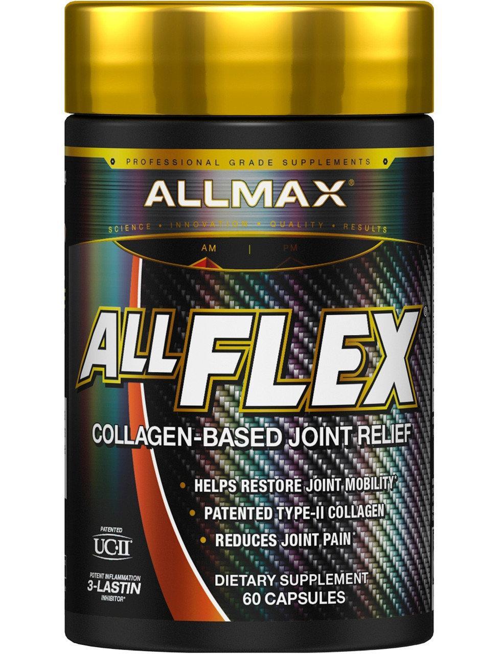 Хондропротектор All Nutrition Max All FLEX (60 капс) алл макс