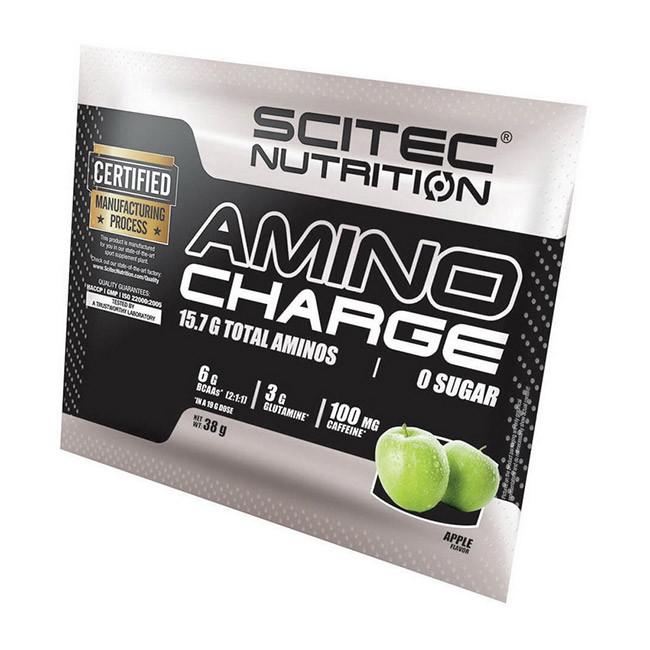 Комплекс аминокислот Scitec Nutrition Amino Charge (38 г) скайтек амино чардж скайтек bubble gum