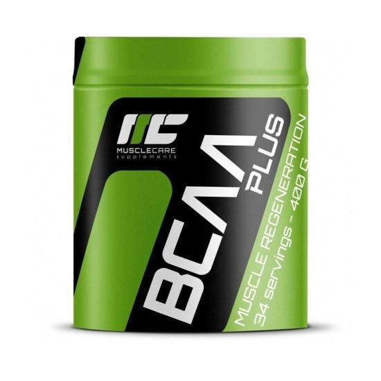 БЦАА Muscle Care BCAA Plus (400 г) мускул кейр orange