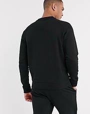 Спортивный костюм мужской Puma (Пума) Черный, фото 3