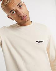 Спортивний костюм чоловічий Venum (Венум) Бежевий, фото 2