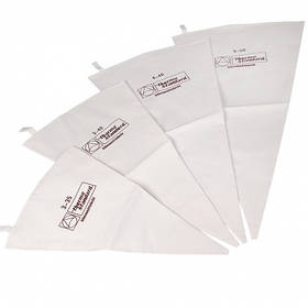 Кондитерский мешок (30х17 см, ткань), арт. 14-65