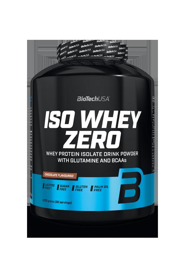 Сывороточный протеин изолят BioTech Iso Whey Zero (2270 г) биотеч изо вей зеро walnut liqueur