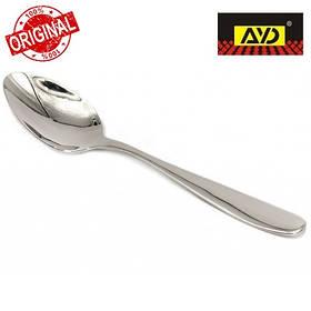 """Ложка десертная """"Гладь"""" AYD (полированная нержавеющая сталь, 6 шт. в упаковке), арт. 300705"""