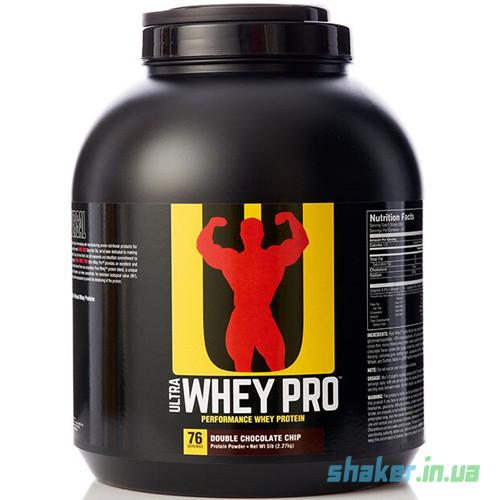 Сывороточный протеин концентрат Universal Ultra Whey Pro (2,27 кг) юниверсал ультра вей про cookies & cream