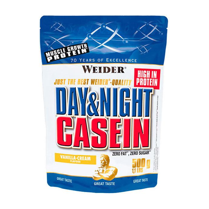 Казеин Weider Day & Night Casein (500 г) вейдер печенье-крем
