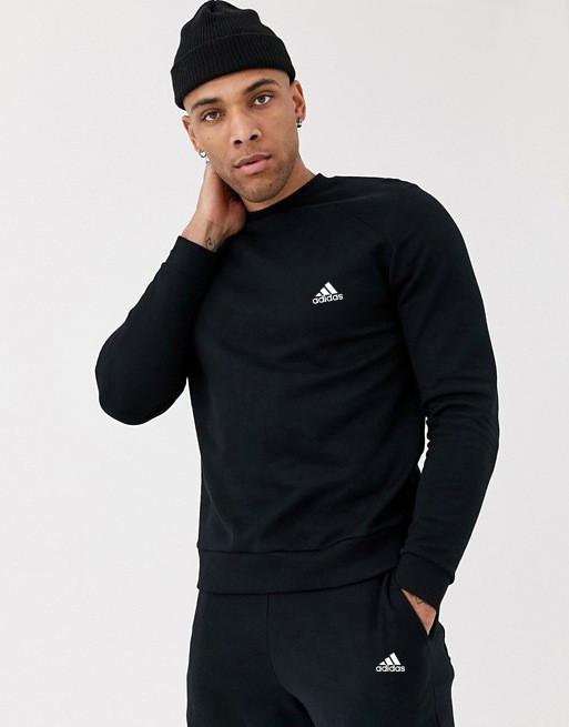 Спортивный костюм мужской Adidas (Адидас) Черный