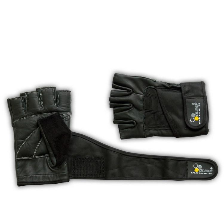Перчатки для фитнеса и тяжелой атлетики OLIMP Hardcore Profi Wrist Wrap олимп хардкор профи врист врап XL