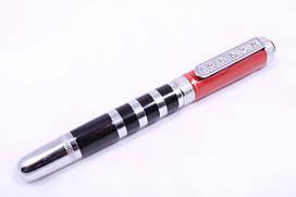 Ручка перьевая Gianni Terra Red With Black Красно-черный корпус HHB Fred, КОД: 225684