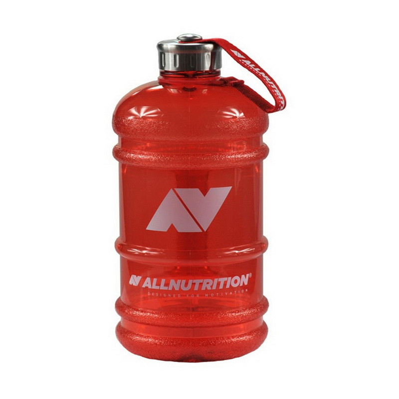 Бутылка для воды All Nutrition Kanister (2.2 л) red
