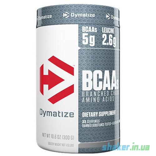 БЦАА Dymatize BCAA Powder (300 г) диматайз без добавок