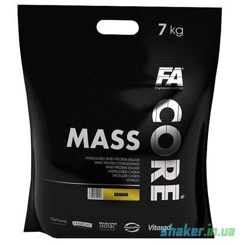 Гейнер для набора массы Fitness Authority Mass Core (7 кг) banana