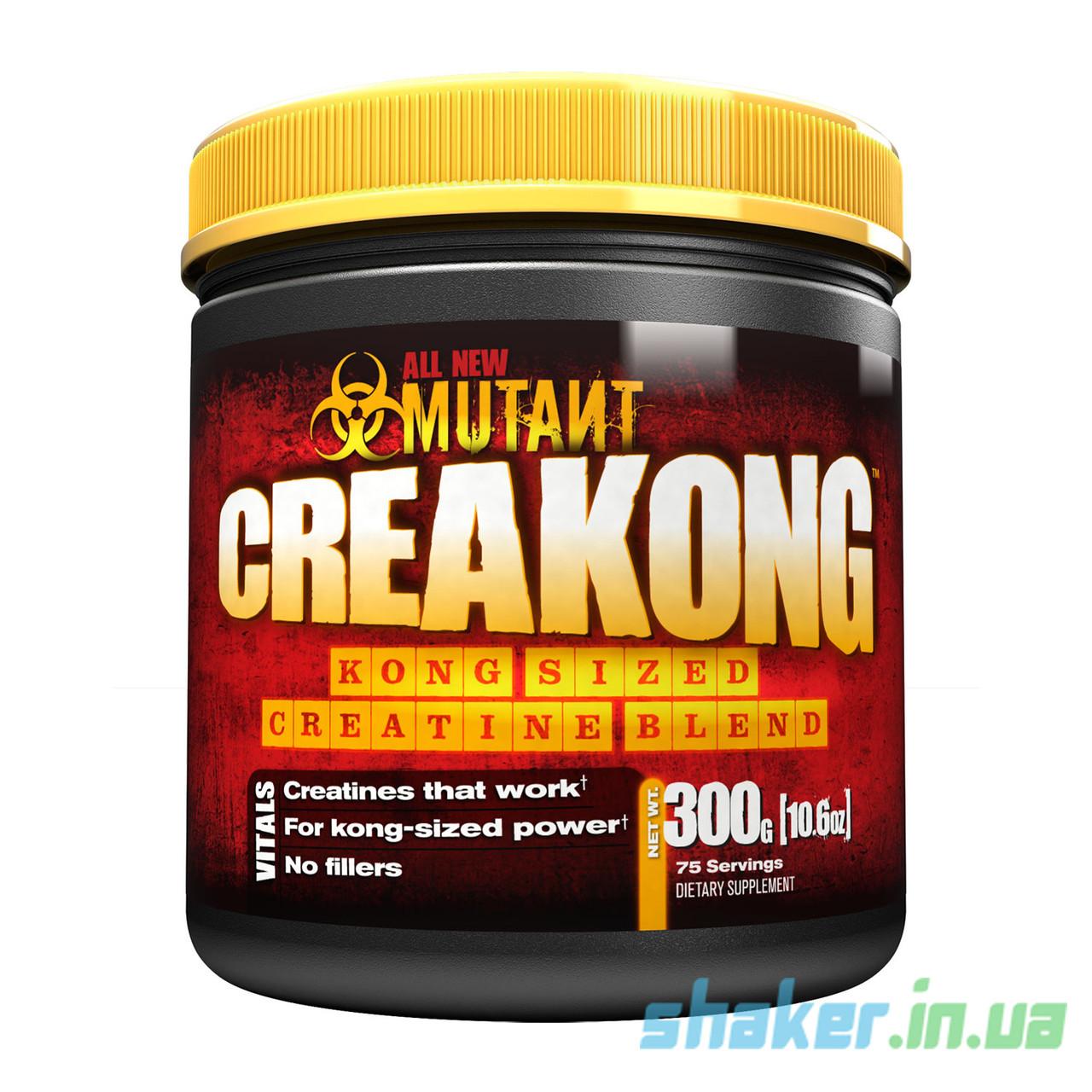Комплексный креатин Mutant Creakong (300 г) мутант креаконг unflavored