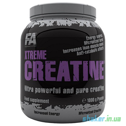 Креатин моногидрат Fitness Authority Xtreme Creatine (500 г) фитнес авторити unflavored