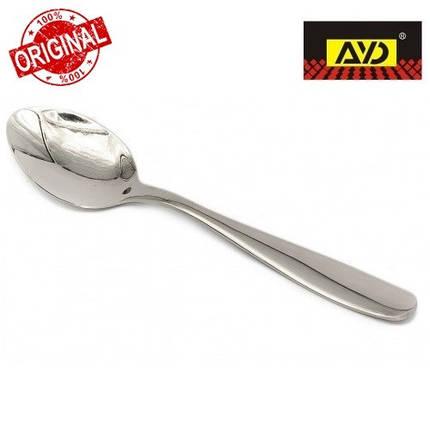 """Ложка чайная """"Гладь"""" AYD (полированная нержавеющая сталь, 6 шт. в упаковке), арт. 300703, фото 2"""