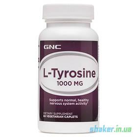 Л-Тирозин GNC L-Амінокислоти 1000 mg (60 тапл) дпс