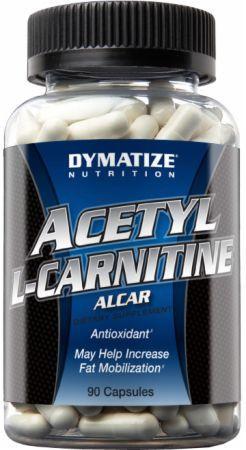 Ацетил Л-карнитин Acetyl L-Carnitine (90 капс) диматайз
