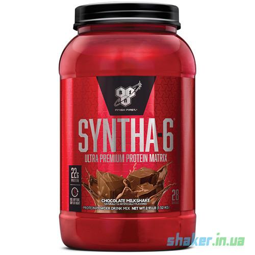 Комплексный протеин BSN Syntha-6 (1,32 кг) синта 6 бсн карамель-латте