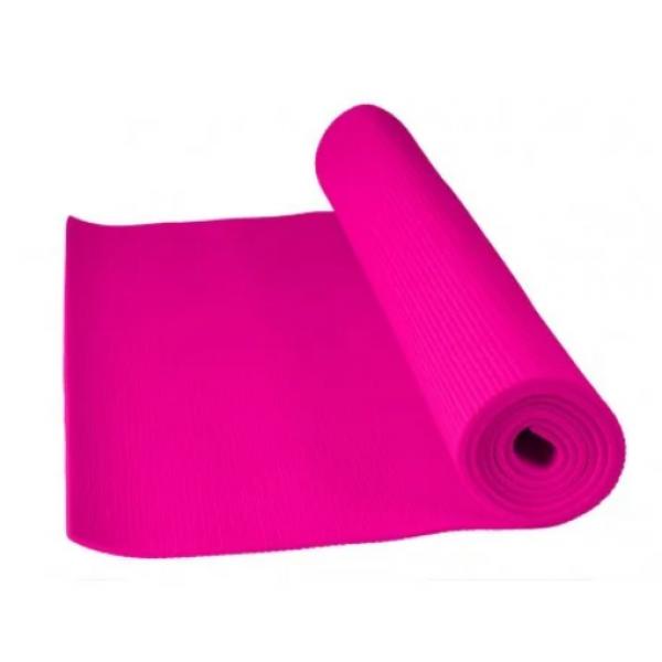 Килимок для фітнесу і йоги Power system PS-4014 - Pink