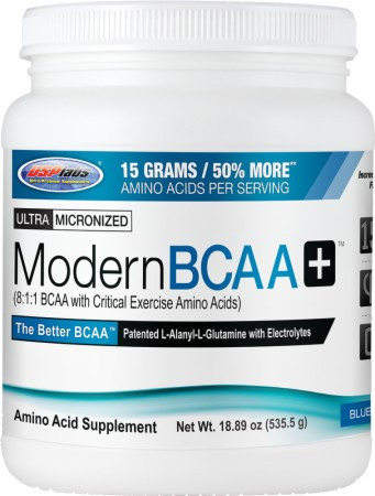 БЦАА USP Labs Modern BCAA+ (535 г) юсп лабс модерн green apple