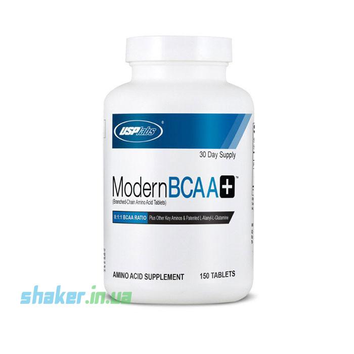 БЦАА USP Labs Modern BCAA+ (150 таблеток) юсп лабс модерн