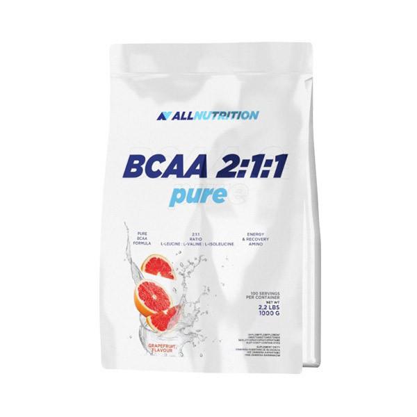 БЦАА AllNutrition BCAA 2:1:1 (1 кг) алл нутришн lemon