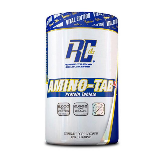 Комплекс аминокислот Ronnie Coleman Amino-Tab (325 табл) ронни колеман