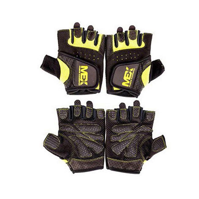 Перчатки MEX NutritionW-Fit Gloves Lime мекс нутришн в-фит гловес XS