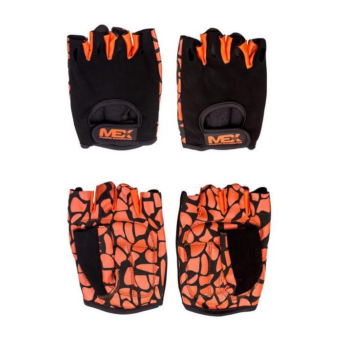 Перчатки MEX Nutrition Flexi Gloves Orange
