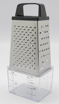 Терка з контейнером EM-2403, фото 2