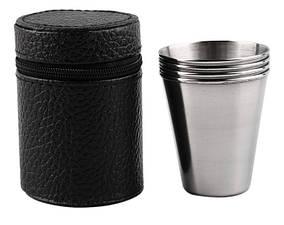 Набор стаканов из нержавеющей стали, арт. 830-17А-5