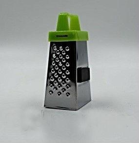 Терка-пирамида для сыра (на магните, нержавеющая сталь, пластик), арт. W129