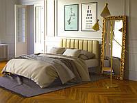 Металлическая кровать Tenero Фуксия 1800х2000 Бежевый 100000261, КОД: 1555672