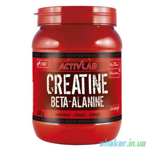 Комплексный креатин Activlab Creatine Beta-Alanine (300 г) активлаб orange