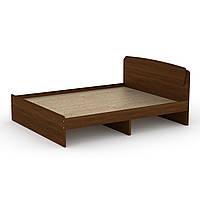 Кровать Классика 160 Компанит орех экко, КОД: 2350572