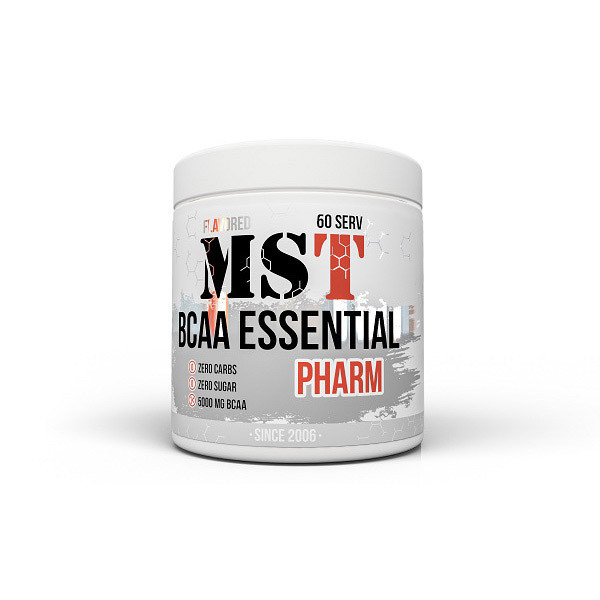 БЦАА MST BCAA Essential (390 г) мст  green apple