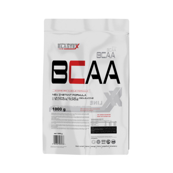 БЦАА Blastex BCAA Xline (1 кг) бластекс икслайн sweet strawberry