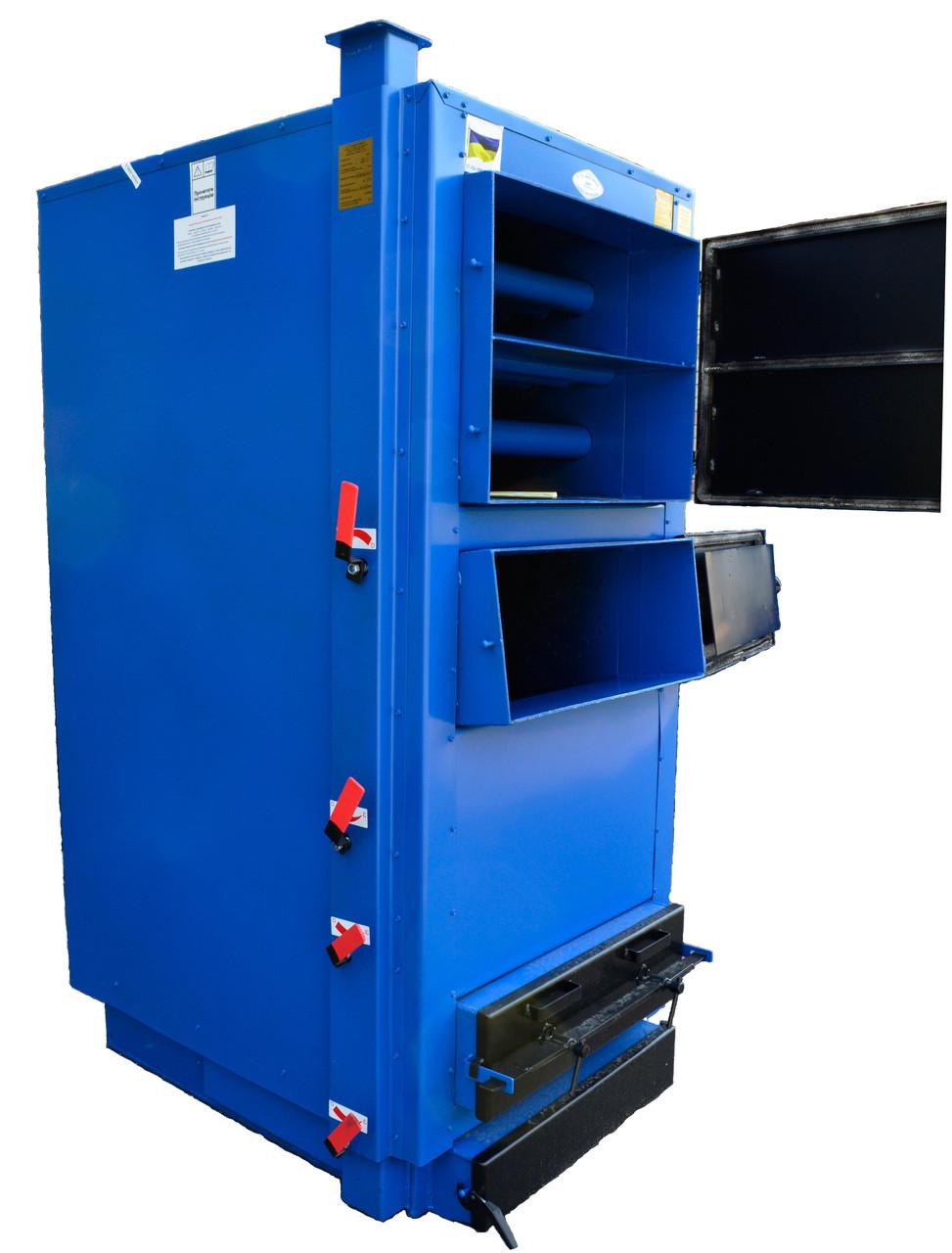 Котел твердотопливный 120 кВт Идмар (Вичлас, Вихлач) GK-1. Твердотопливные котлы длительного горения