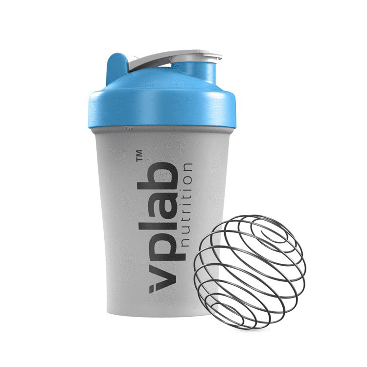 Шейкер спортивный VP Lab With Metall Ball (500 мл)