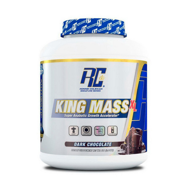 Гейнер для набора массы Ronnie Coleman King Mass XL(2,75 кг) ронни колеман кинг масс vanilla ice cream