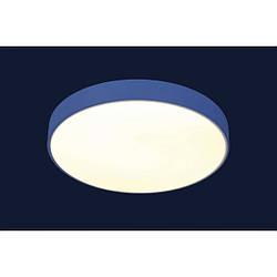 Светильник потолочный светодиодный Levistella 752L38 Blue 232110, КОД: 1364198