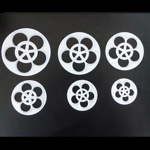 Кондитерская форма для украшения (плунжер) A69030 арт. 822-7-29, фото 2