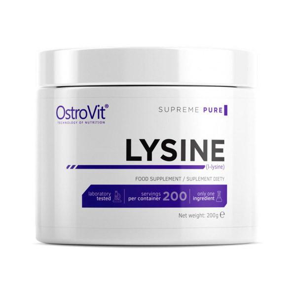 Лизин OstroVit Lysine (200 г) островит pure