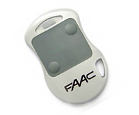 Пульт для ворот FAAC TX2 868SLH DL hubiACM25847, КОД: 1477552