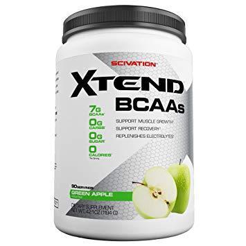 БЦАА Scivation BCAA Xtend (420 г) ікстенд скайвейшн green apple
