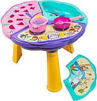 Набор Тигрес Многофункциональный игровой столик 39380, КОД: 2426827