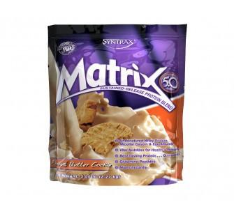 Комплексный протеин Syntrax Matrix (2,3 кг) синтракс матрикс арахис-печенье