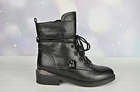 Кожаные женские ботинки Lady Marcia КАЧЕСТВО СУПЕР