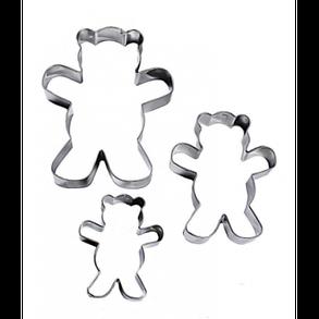 Форма для кондитерских изделий 3PCS арт. 822-2-23, фото 2