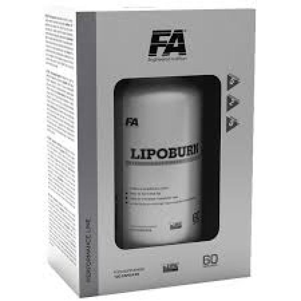 Жиросжигатель Fitness Authority Performance Lipoburn (60 капс)